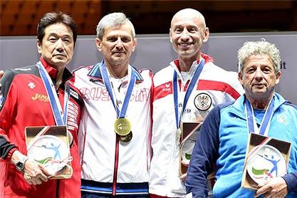 Чемпионат мира по фехтованию среди ветеранов
