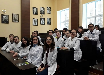 Межвузовское межрегиональное заседание СНК по детской хирургии