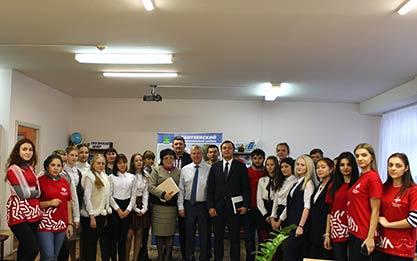 Профориентационная и медико-консультативная работа в отдаленных районах Саратовской области