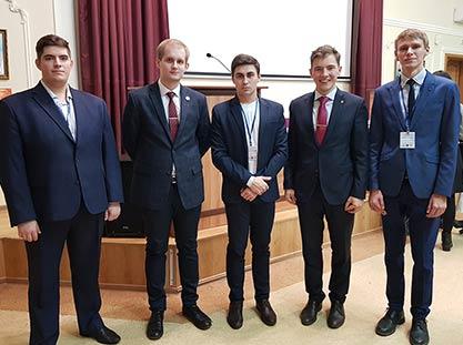Съезд молодежных научных обществ медицинских и фармацевтических вузов России и стран СНГ