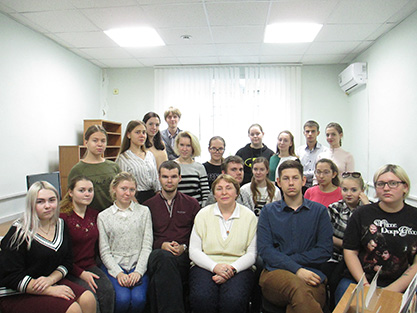 Лекция о Галине Николаевне Захаровой