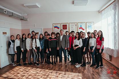 Профориентационная работа и консультативная помощь в Александрово-Гайском районе