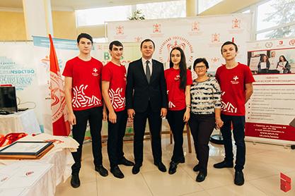 Итоги участия Саратовской области в молодежных форумах и слетах в 2018 году