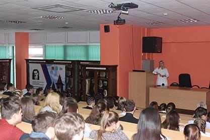 """Школа """"Юный медик"""""""