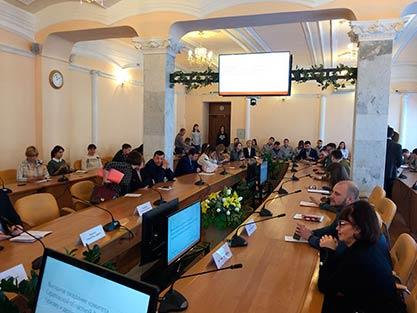 Заседание комитета по спорту, туризму и делам молодежи