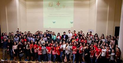 Окружной форум добровольцев Приволжского и Южного федеральных округов
