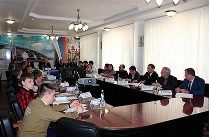 Координационный совет при ГУ МВД России по Саратовской области