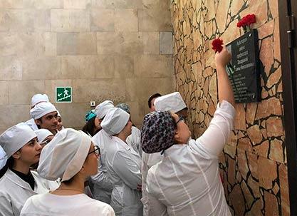 Открытие мемориальной доски профессору Г.Н. Захаровой