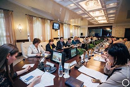 Совет по вопросам добровольчества (волонтерства) в Саратовской области