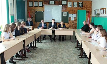 Профориентационная работа и консультативная помощь в Самойловском районе