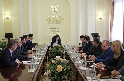 Визит Консула Республики Казахстан