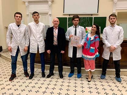 """Олимпиада по микробиологии """"Зима-2018"""""""