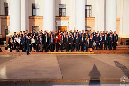 Медицинские вузы России и КНР обменялись опытом создания университетских научно-технологических парков