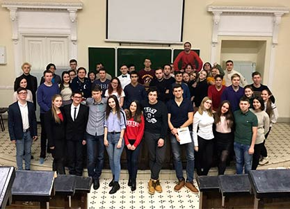 Внутривузовский этап IV Интеллектуальной олимпиады Приволжского федерального округа