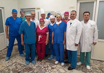 Уникальные малоинвазивные операции в клинике урологии СГМУ