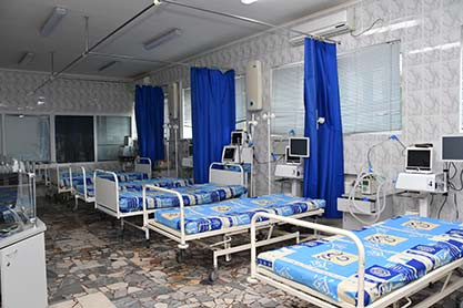 Инфекционный госпиталь СГМУ готов принимать пациентов с COVID-19