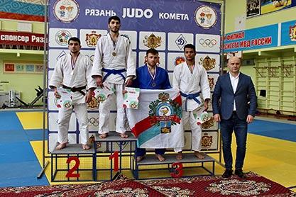 Чемпионат России по дзюдо среди студентов