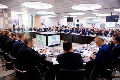 Заседание Совета ректоров медицинских и фармацевтических вузов России