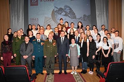 Всероссийский Год памяти и славы