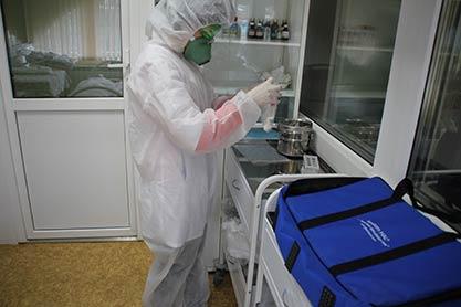 COVID-19: подготовка специалистов продолжается