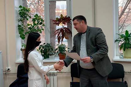 Помощь городским поликлиникам и больницам в период эпидемии коронавируса